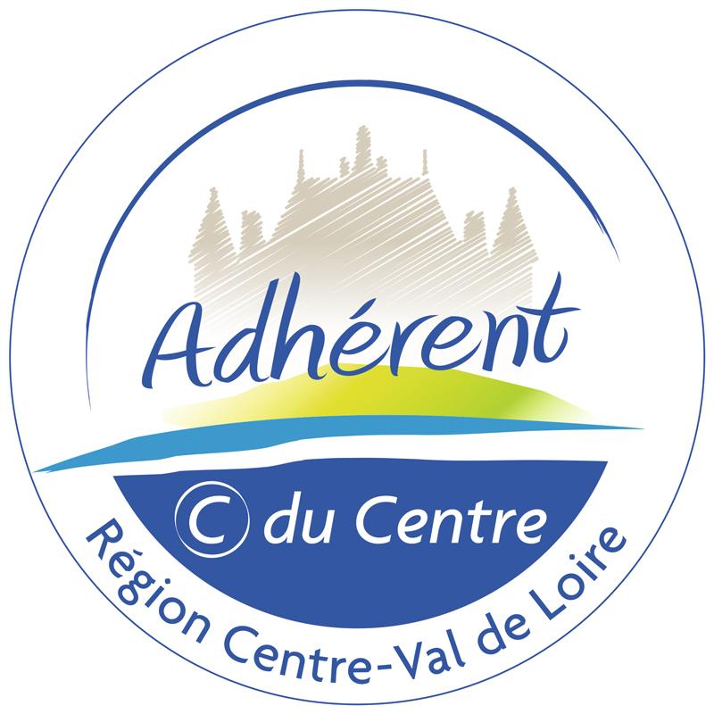 logo C du Centre Adhérent